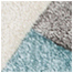 Tonalità blu, beige, crema