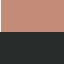 Schwarz, Kupferfarben