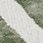 Kremowy, zielony