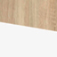 Drewno dębowe, biały
