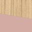 Drewno dębowe, brudny różowy