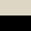 Schwarz, Opalweiß