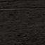 Tischplatte: Schwarzer Marmor Gestell: Schwarz, matt