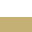 Korpus: biały Nogi: odcienie złotego, błyszczący