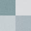 Blau, Grau, Cremeweiß