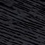 Tafelbladen: zwart. Frame: mat zwart