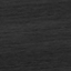 Eichenholzfurnier, schwarz lackiert