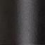 Baldakijn: mat zwart. Lampenkap: grijs, transparant