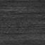 Piano: legno di mango, verniciato nero Struttura: nero opaco