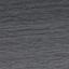Corpo: impiallacciato rovere, nero verniciato Piedini: nero opaco