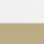 Piani d'appoggio: marmo bianco Struttura: dorato opaco