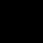 Baldacchino: nero opaco paralume: nero opaco cavo: argento