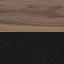 Nero, legno di noce