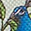 Mintgrün, Mehrfarbig