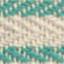 Bianco incrinato, turchese