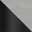 Webstoff Grau, Beine Schwarz