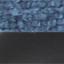 Tissu bleu, noir