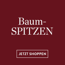 Baumspitzen-Gold-Silber-Glitzer