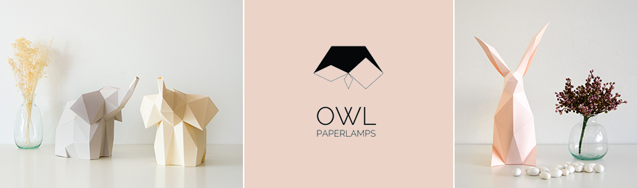 OWL_paperlamps