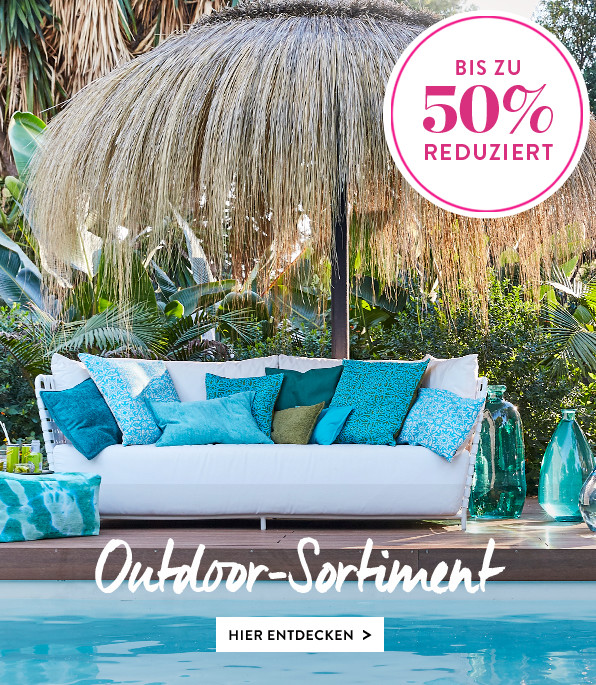 Outdoor shoppen