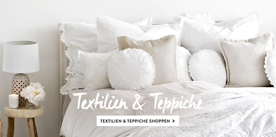 Textilien & Teppiche shoppen