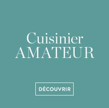 Cuisinier amateur