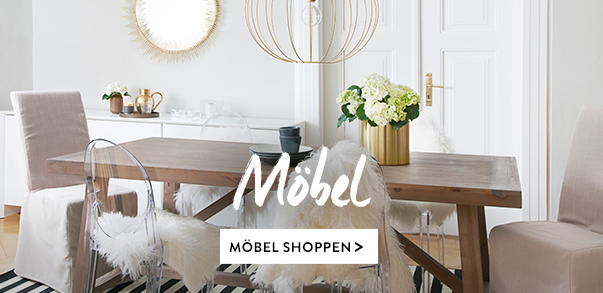Möbel shoppen