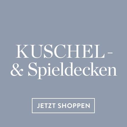 Kuschel-Spieldecken
