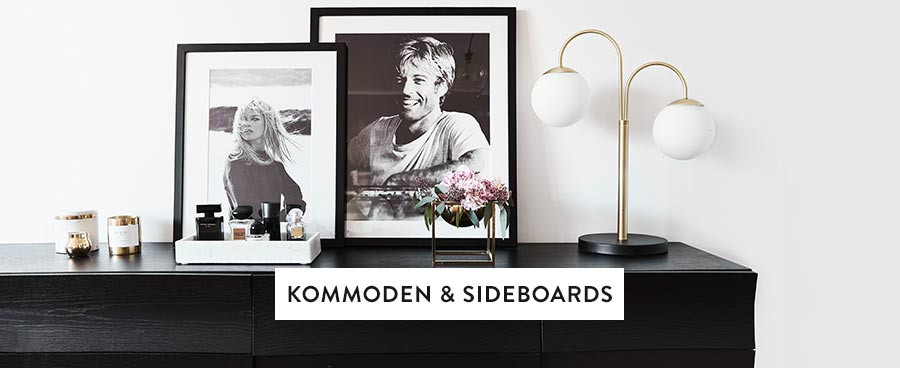 Moebel-Kommoden-Sideboards-Bilderrahmen