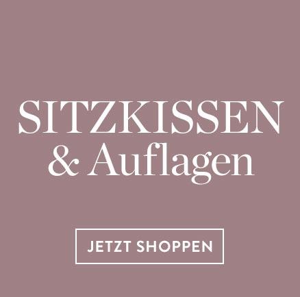 Kissen-Sitzkissen-Auflagen-Stuhl-Bank