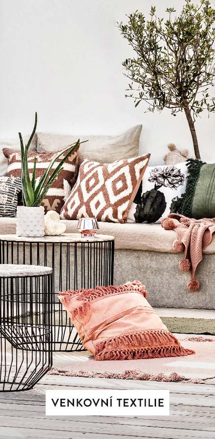 Outdoor-Textilien-Kissen