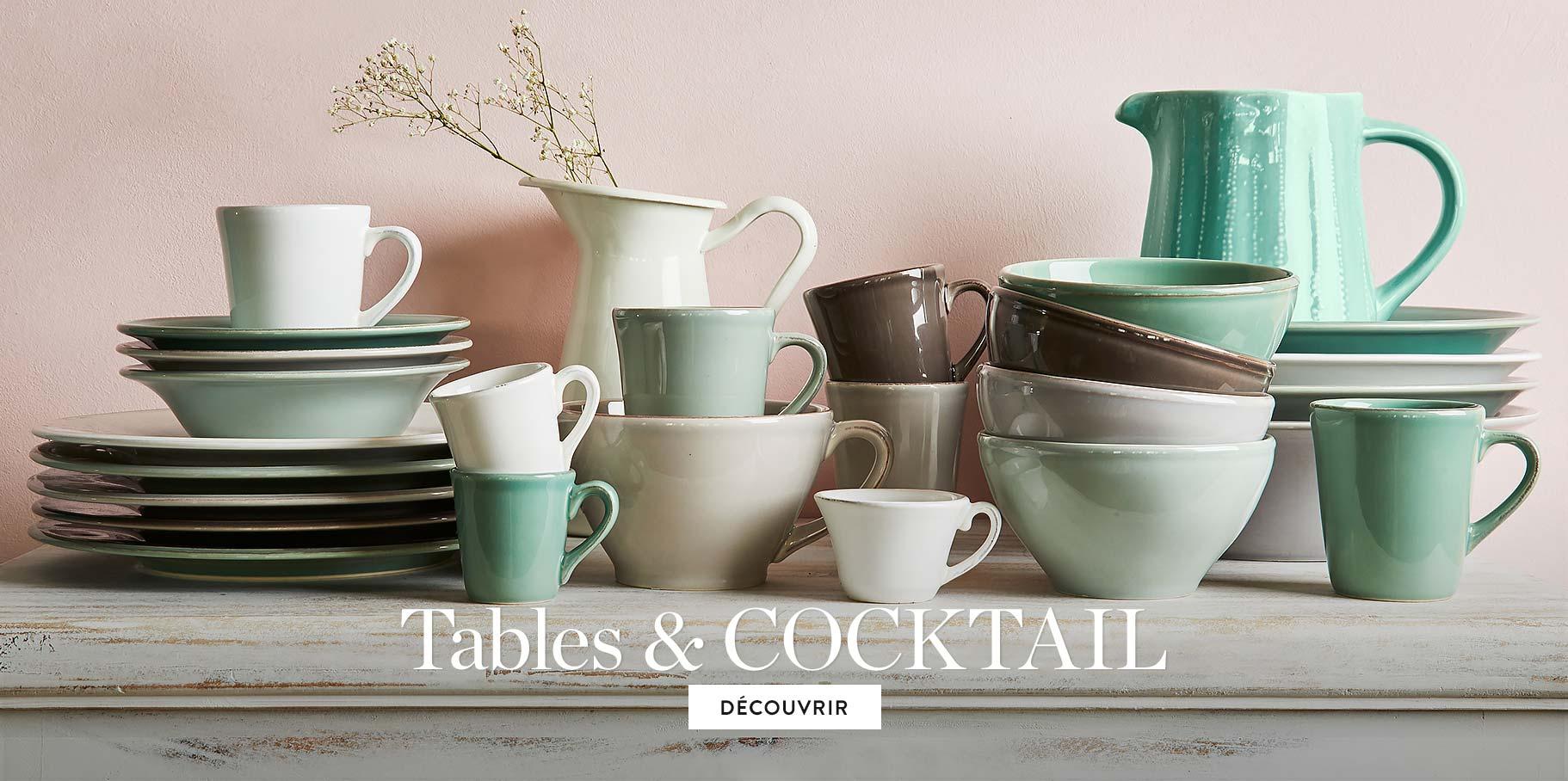 Home-Tisch-Bar-Geschirr