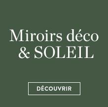 Miroirs deco & soleil