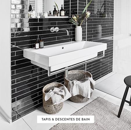 Tapis & descentes de bain