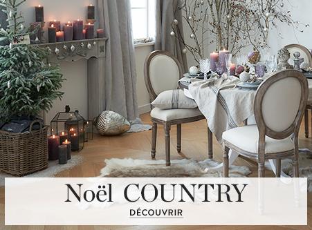 Le monde de Noël - Noël country