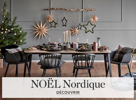 Le monde de Noël -Noël Nordique