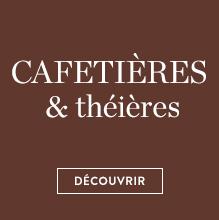 Cafetières et théières