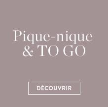 Pique-nique & to go
