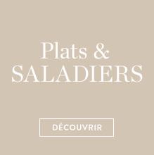 PLats et saladiers