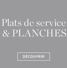 Plats de service & planches
