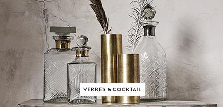 Verres & cocktail