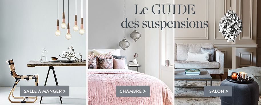 Guide des suspensions