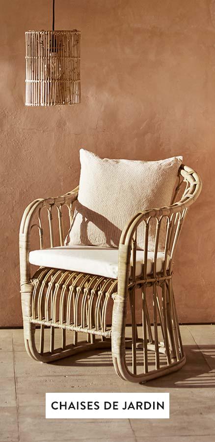 Tables et chaises de jardin sur WestwingNow