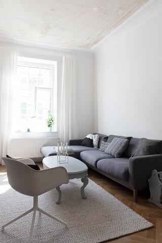 Scandi Wohnzimmer