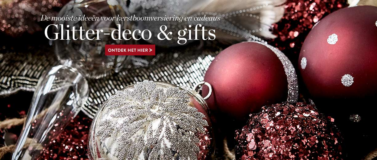 Sparkling deco and gifts