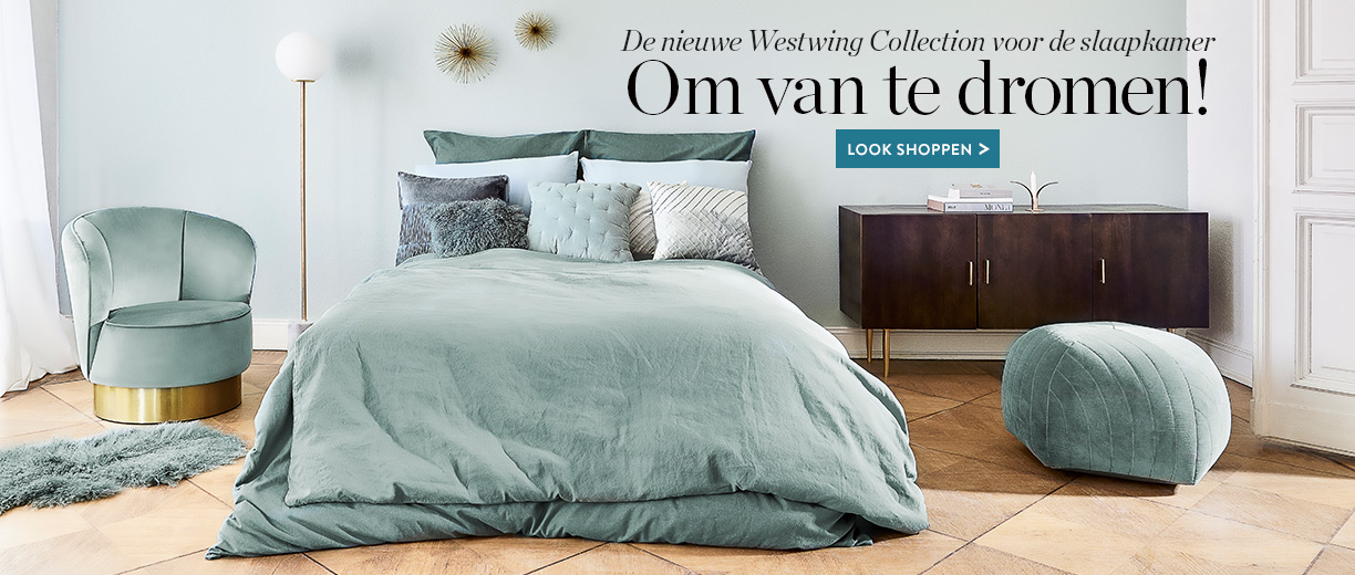 Westwing Collection Slaapkamer
