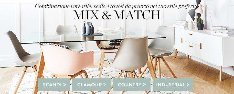 Cerco Tavolo Da Cucina Con Sedie.Sedie Online Modelli Di Design Westwingnow