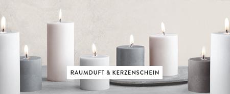 Kerzen-Duft-Licht
