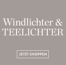 Windlichter-Teelichthalter