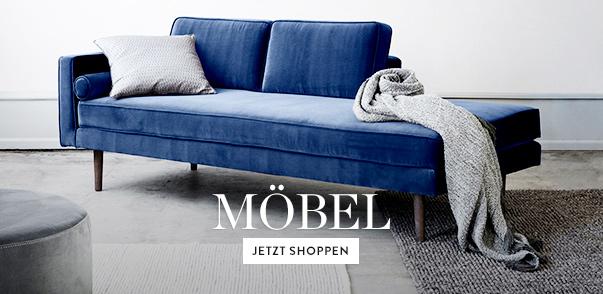 Mobel-Sofa-Pouf